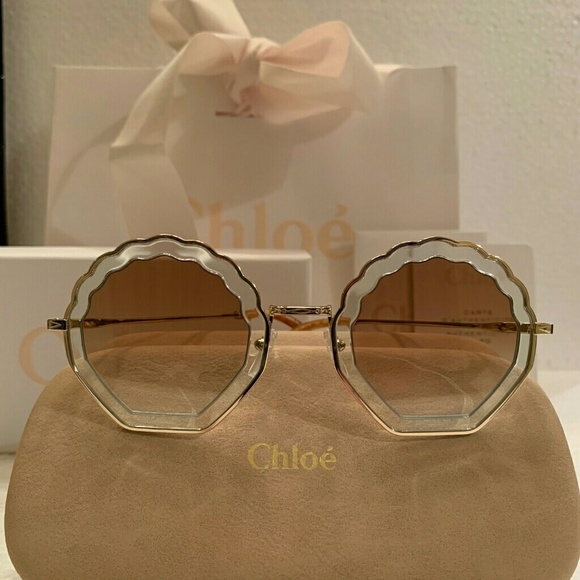 20662b00aed New Chloe Sunglass CE147S color 834